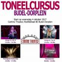 Amateur TONEELSCHOOL start begin OKTOBER BUDEL DORPLEIN